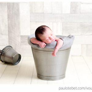 foto de bebê recém nascido